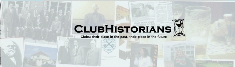 Club Historians - Working Men's Clubs